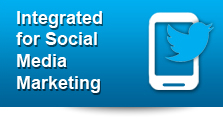 Integrated for Social media marketing